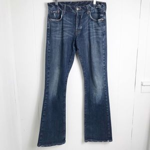 LUCKY BRAND Dungarees Distressed Hendrix Jeans
